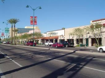 Historic Downtown Mesa AZ