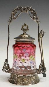 Victorian Era Art Glass has come down in price